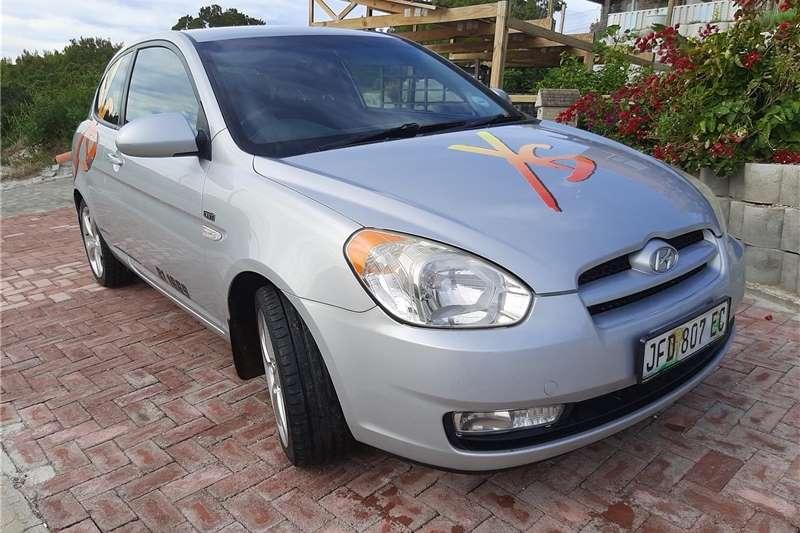 Hyundai Accent 1.6 SR 2007