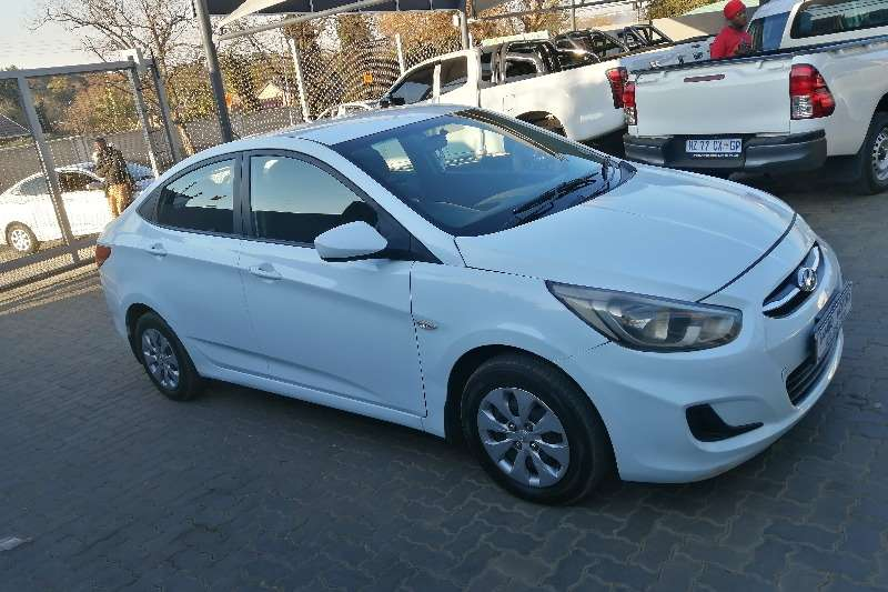 Used 2016 Hyundai Accent 1.6 SR