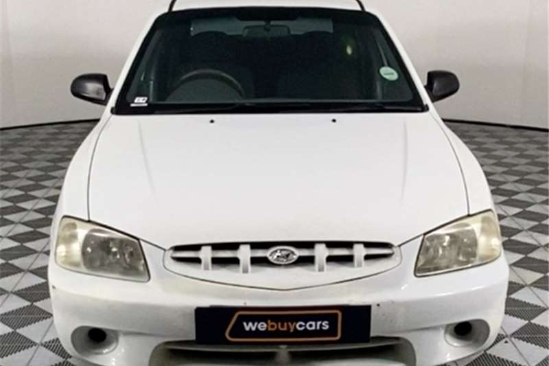 Used 2002 Hyundai Accent