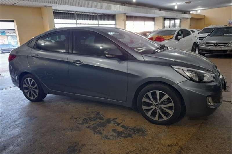 Used 2018 Hyundai Accent