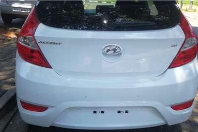 Hyundai Accent hatch 1.4 Fluid 2015