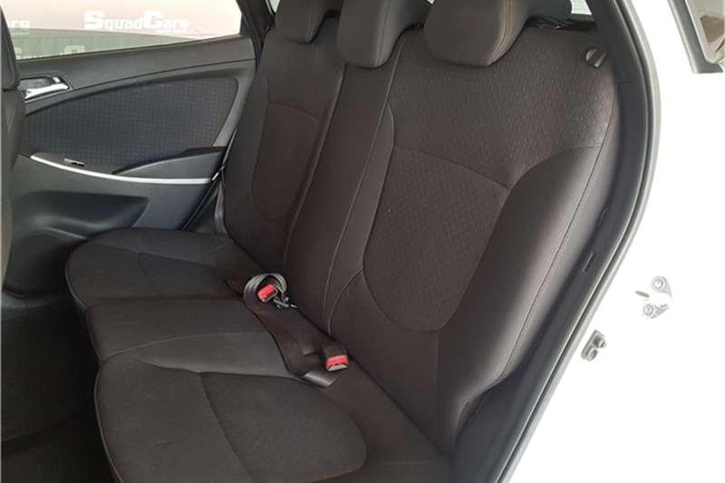 Hyundai Accent hatch 1.6 Fluid 2014