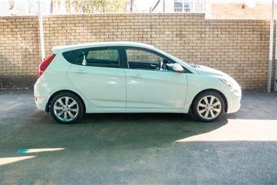 Hyundai Accent hatch 1.6 Fluid 2015
