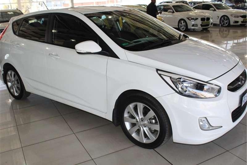 Hyundai Accent Hatchback >> Hyundai Accent Hatch 1 6 Fluid 2016
