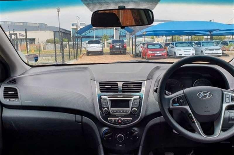 Hyundai Accent hatch 1.6 Fluid 2016