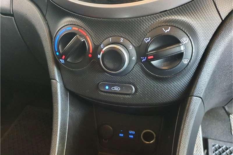 Used 2016 Hyundai Accent hatch 1.6 Fluid