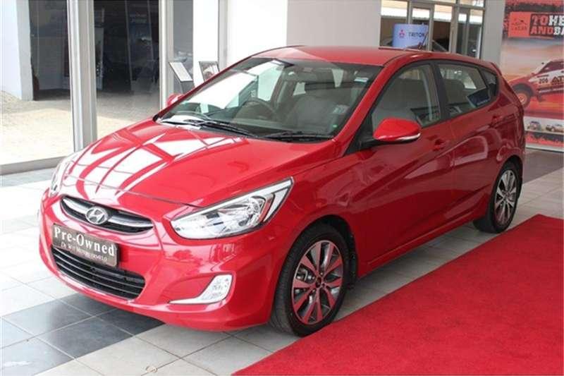 Hyundai Accent hatch 1.6 Fluid 2017