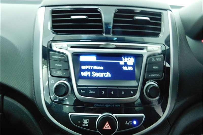 Hyundai Accent hatch 1.6 Fluid 2018
