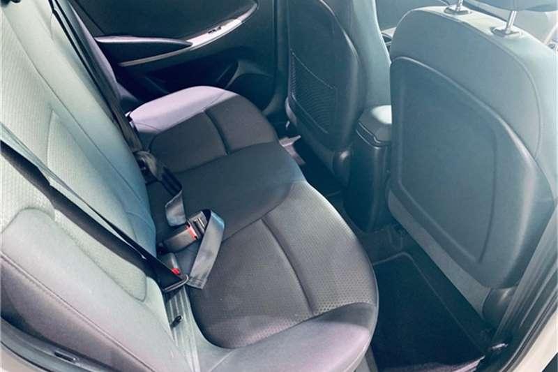 Hyundai Accent hatch 1.6 Fluid auto 2016