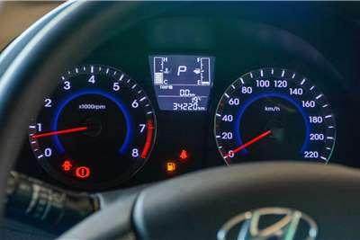 Hyundai Accent hatch 1.6 Fluid auto 2017