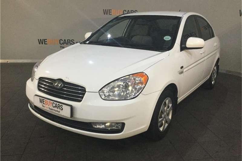 2010 Hyundai Accent 1.6 GLS