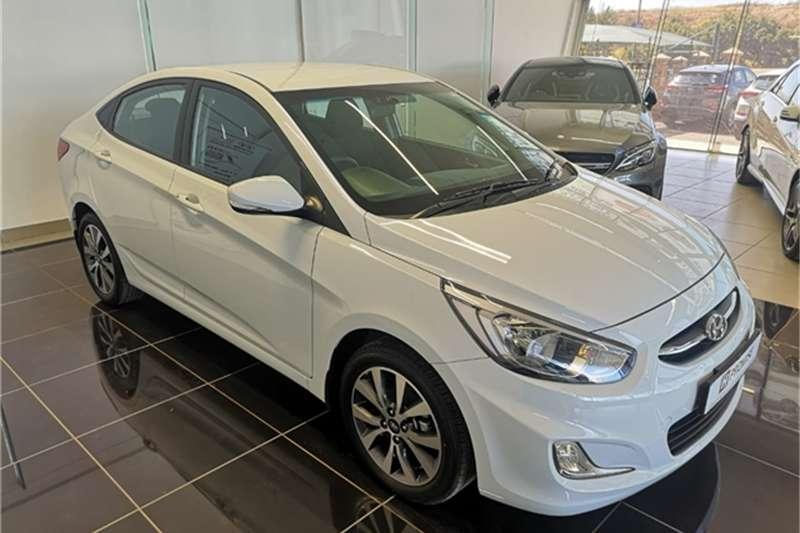 2019 Hyundai Accent 1.6 GLS auto