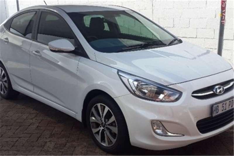 2017 Hyundai Accent 1.6 GLS auto