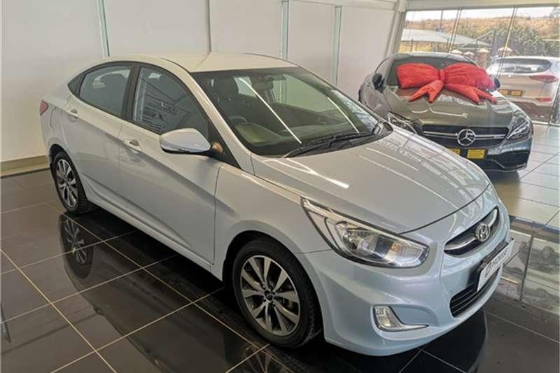 2017 Hyundai Accent 1.6 GLS