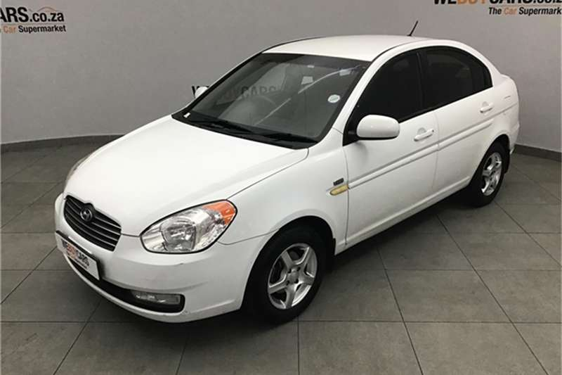2011 Hyundai Accent 1.6 GLS high spec