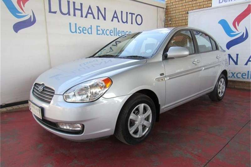 2007 Hyundai Accent 1.6 GLS high spec