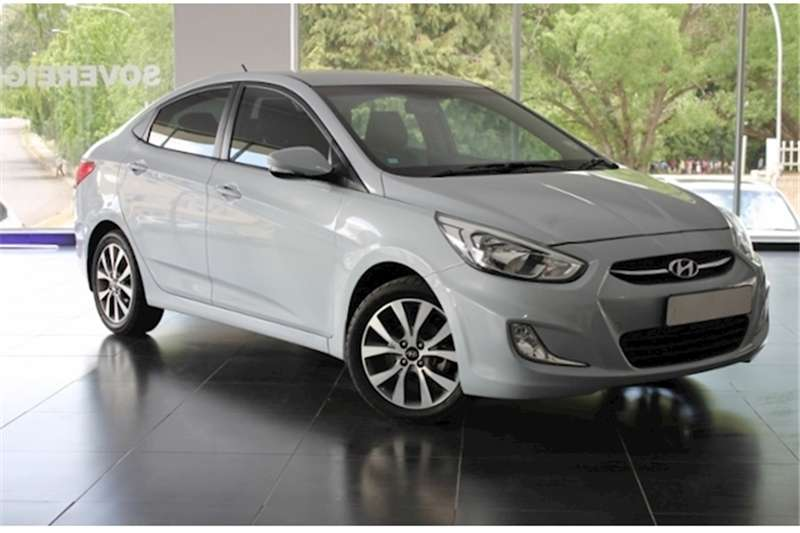 Hyundai Accent 1.6 GLS auto