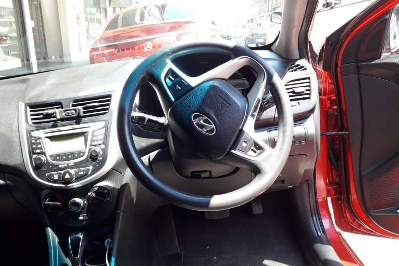 2012 Hyundai Accent 1.6 GL