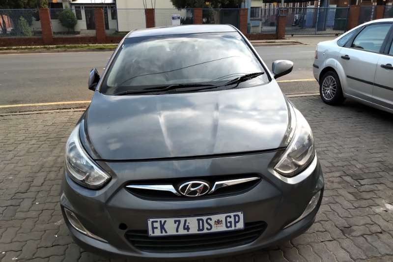 2016 Hyundai Accent 1.6 GLS