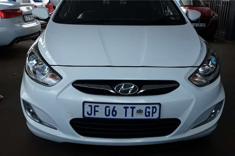 2014 Hyundai Accent 1.6 GL