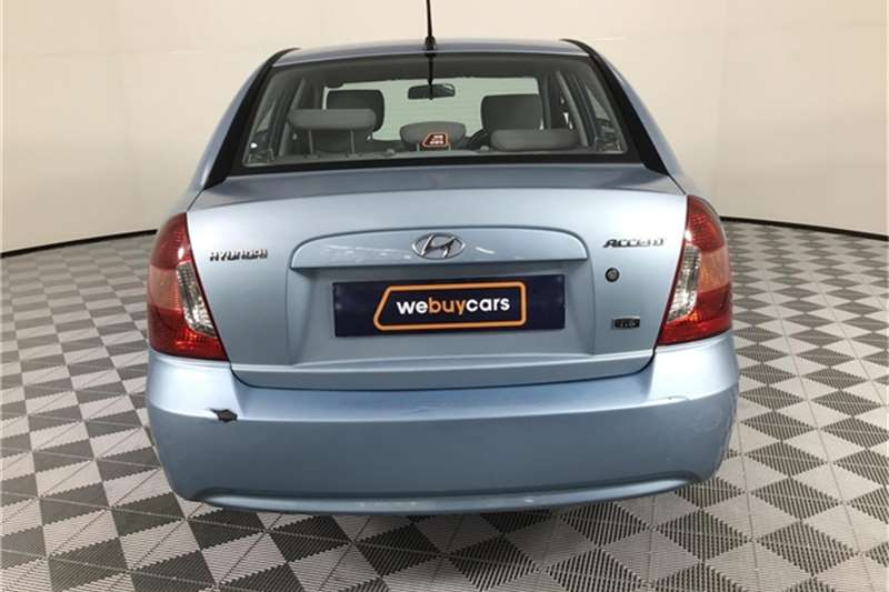 2007 Hyundai Accent 1.6 GLS high spec automatic