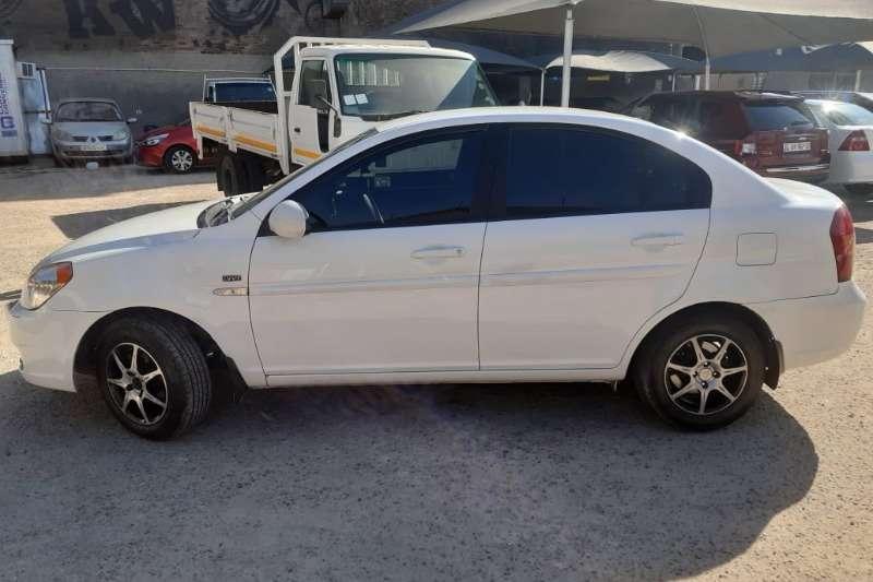 Used 2006 Hyundai Accent sedan 1.6 Fluid