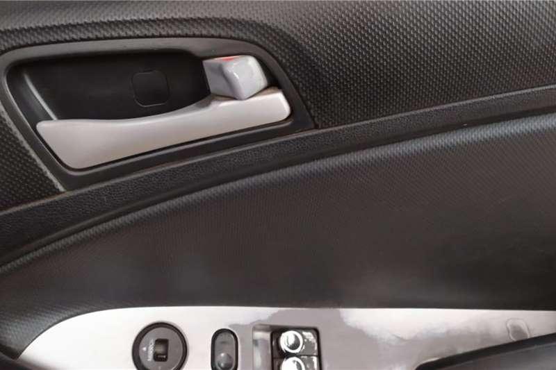 Used 2011 Hyundai Accent sedan 1.6 Fluid