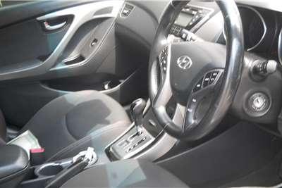 Hyundai Accent sedan 1.6 Fluid 2013