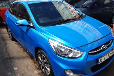 Hyundai Accent sedan 1.6 Fluid 2018