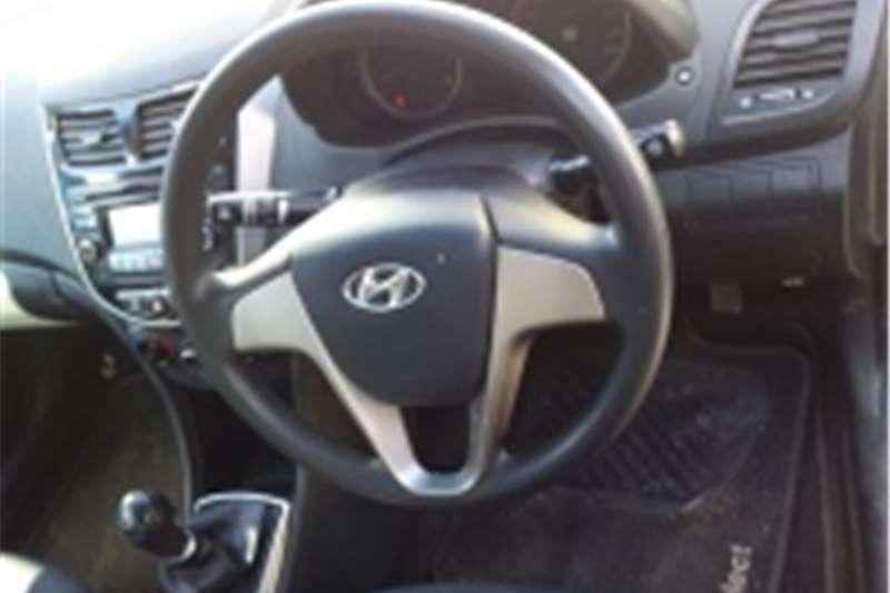 2018 Hyundai Accent Accent sedan 1.6 Fluid