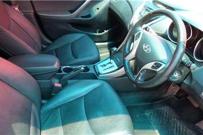 2012 Hyundai Accent Accent sedan 1.6 Fluid auto