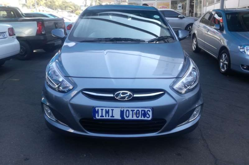 Hyundai Accent sedan 1.6 Fluid auto 2018