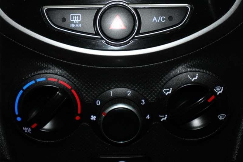 Hyundai Accent sedan 1.6 Glide 2016