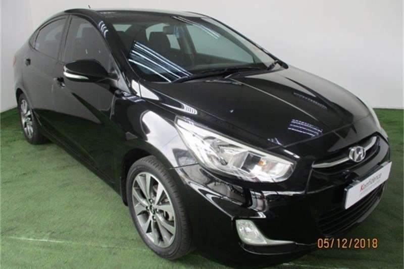 Hyundai Accent sedan 1.6 Glide 2016