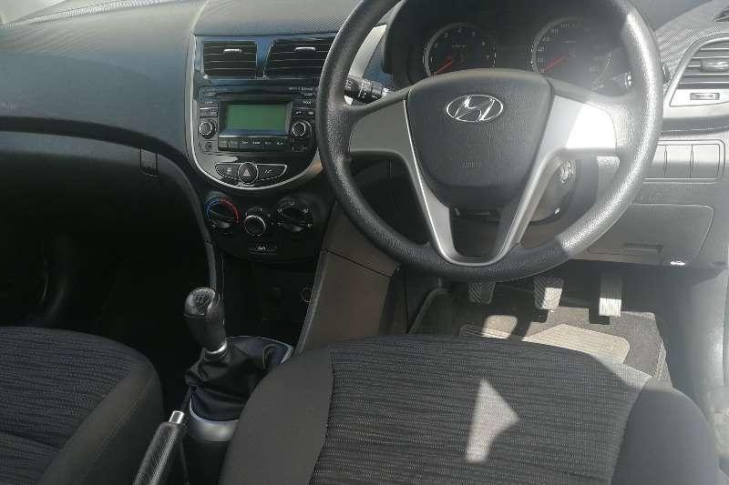 Used 2019 Hyundai Accent sedan 1.6 Glide