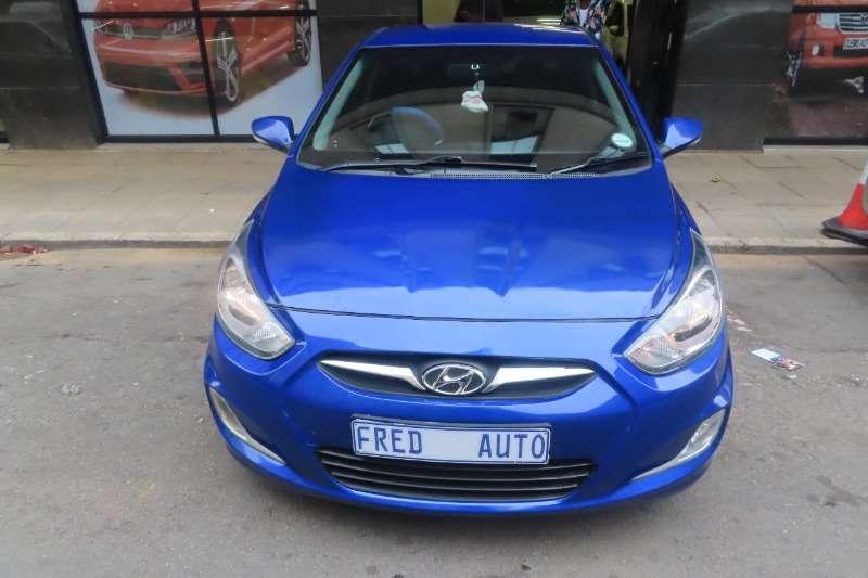 Hyundai Accent sedan 1.6 Glide auto 2011