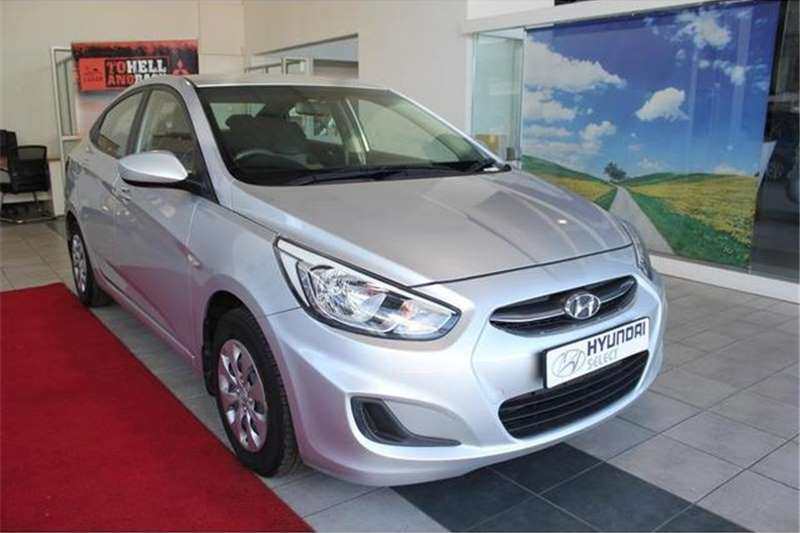 Hyundai Accent Sedan 1.6 Motion 2017