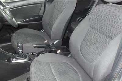 2017 Hyundai Accent Accent sedan 1.6 Motion