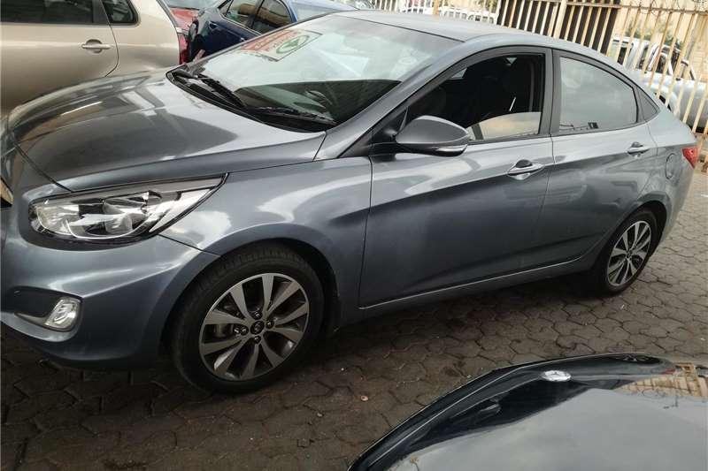 Used 2019 Hyundai Accent