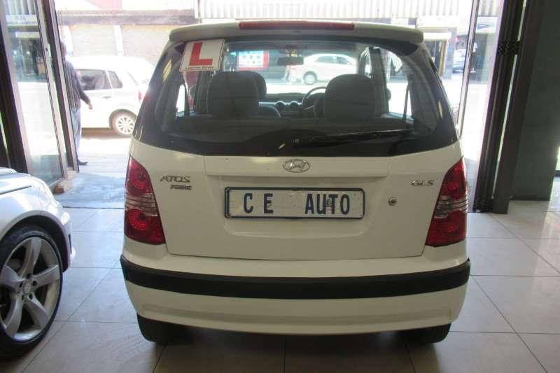 Hyundai Atos 1.0 2008