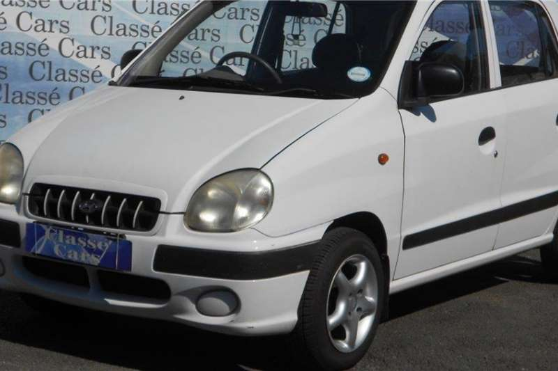 Hyundai Atos 1.0 Prime 2002