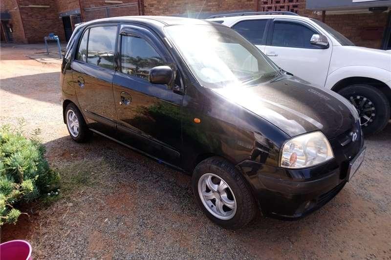 Used 2005 Hyundai Atos