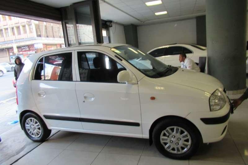 Hyundai Atos 1.1 2011