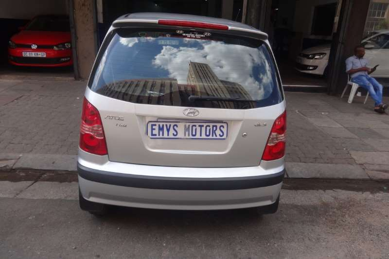 Hyundai Atos 1.1 AUTO 2007