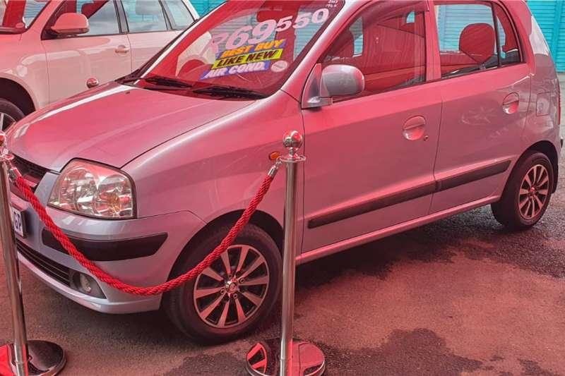 Hyundai Atos 1.1 GLS 2007