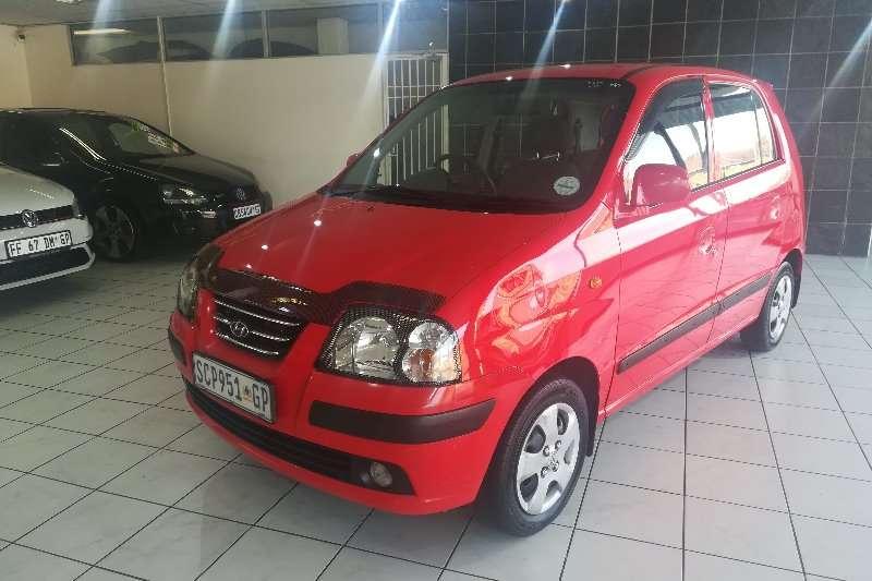 Hyundai Atos 1.1 GLS (Rent to own available) 2005