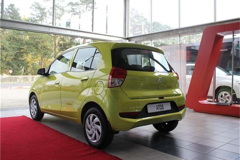 Hyundai Atos 1.1 MOTION 2020