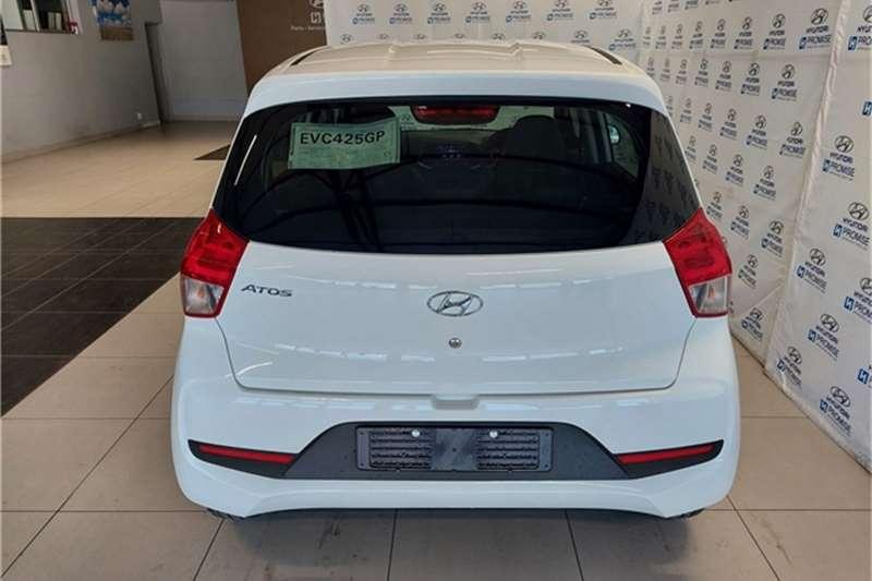 Used 2021 Hyundai Atos ATOS 1.1 MOTION