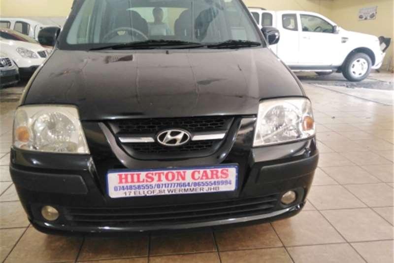 Hyundai Atos 1.2 2012