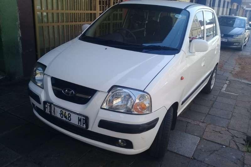 Hyundai Atos 1.4 2011